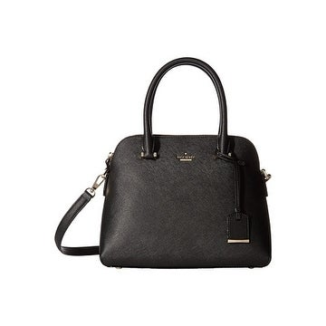 Shop kate spade new york Cameron Street Maise Satchel - Black - Free  Shipping Today - Overstock - 20687167 1d3cba14a2c1d
