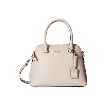 d837617e212c5 Shop kate spade new york Cameron Street Maise Satchel - Tusk - Free  Shipping Today - Overstock - 20687169