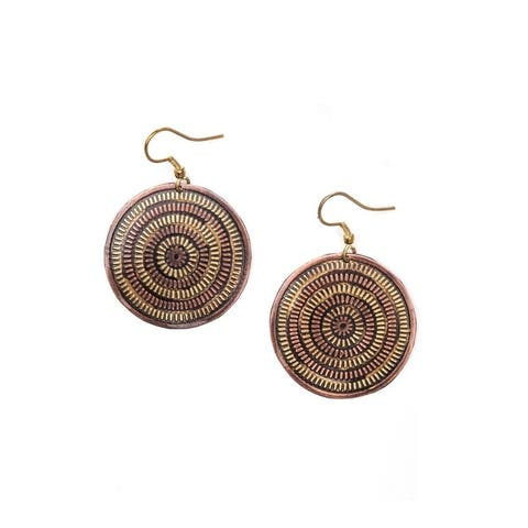 Handmade Zara Earrings (India)