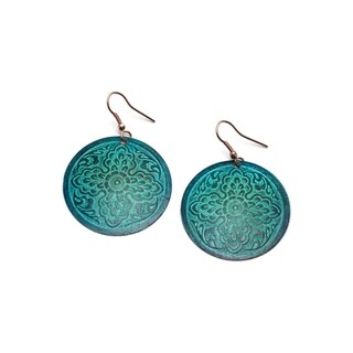 Handmade Devika Earrings (India)