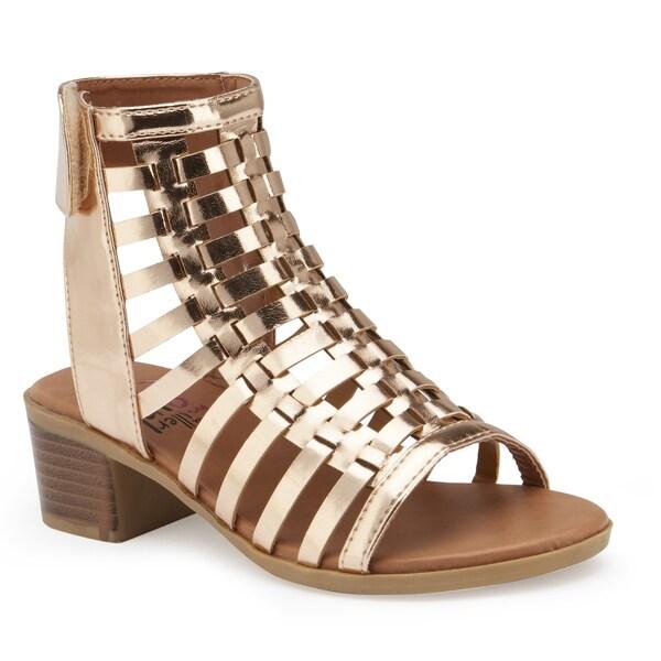 3Y Olivia Miller Canard Slip-On Sneaker