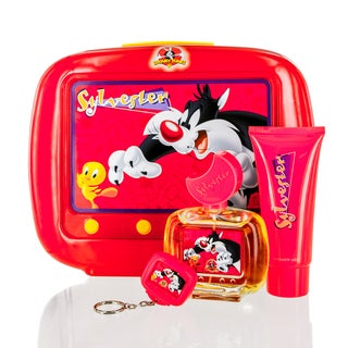 First American Brands Looney Tunes Sylvester 3-piece Gift Set