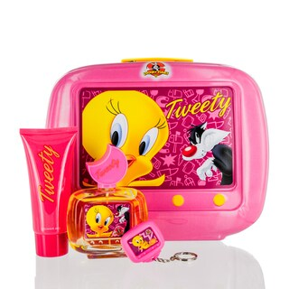 First American Brands Looney Tunes Tweety 3-piece Gift Set