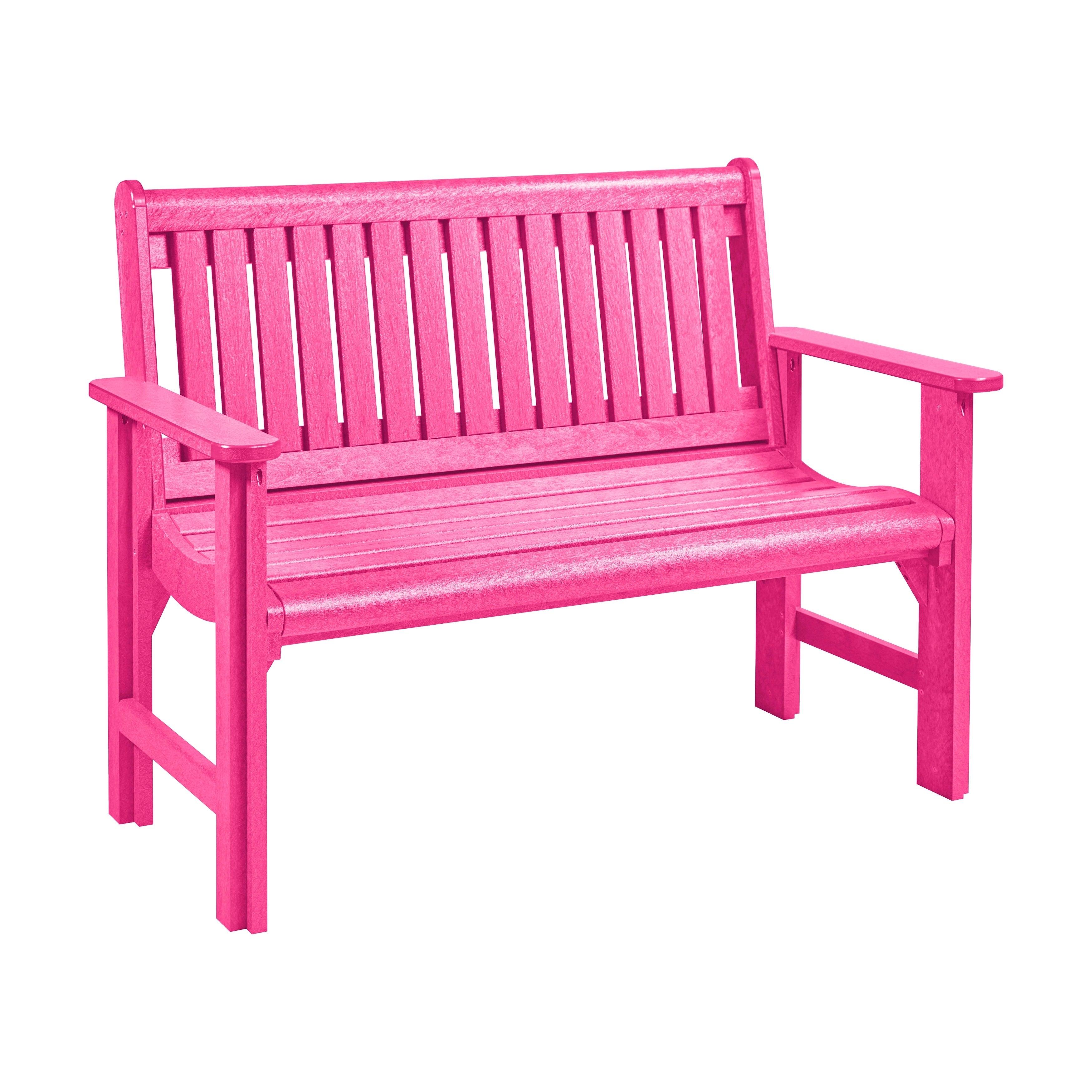 Brilliant C R Plastics Generation Garden Bench Machost Co Dining Chair Design Ideas Machostcouk