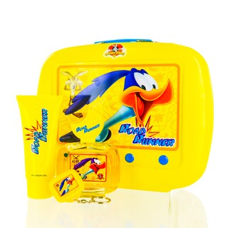 First American Brands Looney Tunes Road Runner 3-piece Gift Set