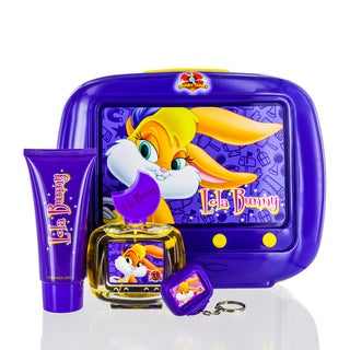 First American Brands Looney Tunes Lola Bunny 3-piece Gift Set