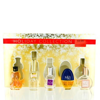 Dana Holiday Collection 2016 Women's 5-piece Mini Gift Set