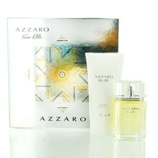 Azzaro Pour Elle Women's 2-piece Gift Set