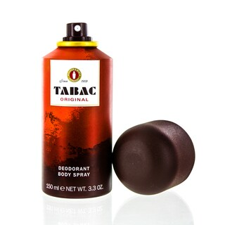 Wirtz Tabac Original Men's 3.4-ounce Deodorant Body Spray Can