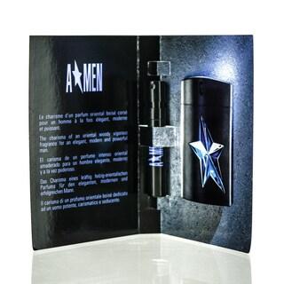 Thierry Mugler Angel Men Men's 0.05-ounce Eau de Toilette Spray Vial