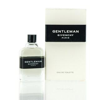 Givenchy Gentleman Men's 0.2-ounce Eau de Toilette Splash Mini