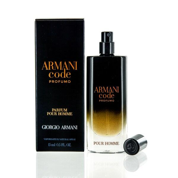 Shop Giorgio Armani Code Profumo Men s 0.5-ounce Eau de Parfum Spray ... 0e0805d4ac92
