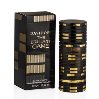 Davidoff Brilliant Game Men's 2.0-ounce Eau de Toilette Spray