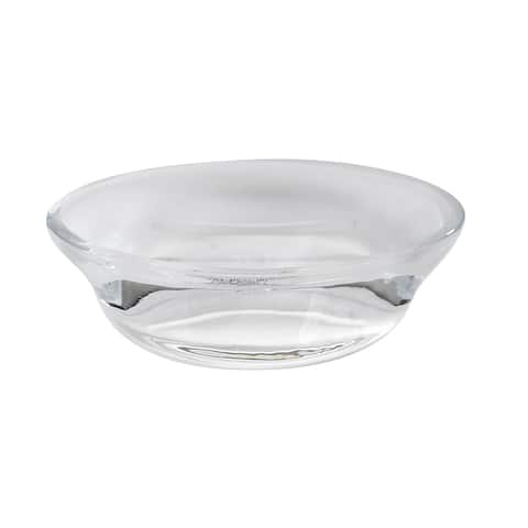 Umbra Vapor Translucent White Soap Dish