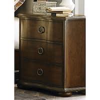 Gracewood Hollow Angelou Serpentine 3-drawer Nightstand