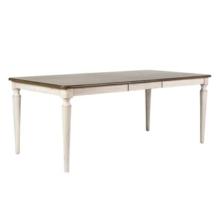 Havenside Home Diggs Antique White Dinette Table