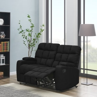 Copper Grove Bielefeld Microfiber 2-seat Recliner Loveseat