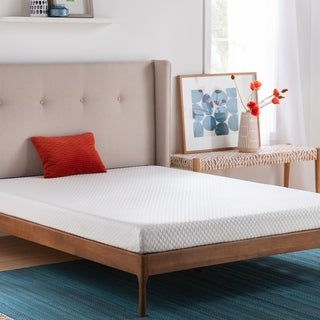 Link to Linenspa Essentials 5 Inch ActiveRelief™ Gel Memory Foam Mattress Similar Items in Hybrid Mattresses