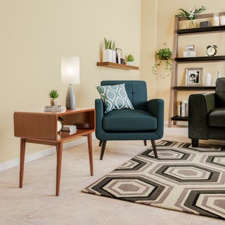 Accent Chairs, Blue Living Room Chairs For Less | Overstock.com