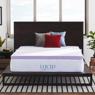 Size California King 3 Inch Memory Foam Mattress Toppers Find
