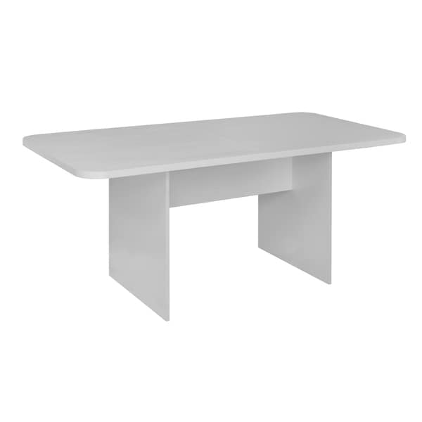 Porch & Den Gold Brook 7' Conference Table with No-Tools Assembly