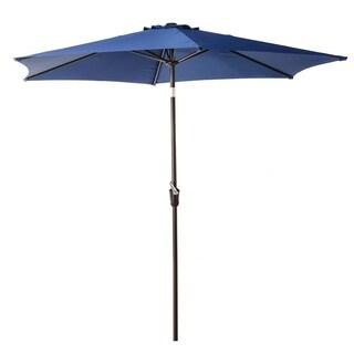 Grand patio 9 Feet Patio Umbrella, Outdoor Market Umbrella, Blue