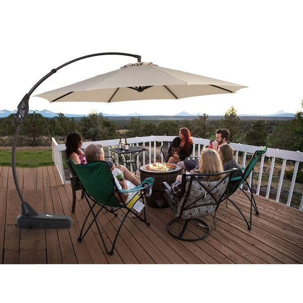 Grand Patio Outdoor 11 5 Ft Offset