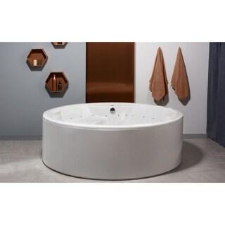 Aquatica Allegra Freestanding Relax Air Massage Bathtub
