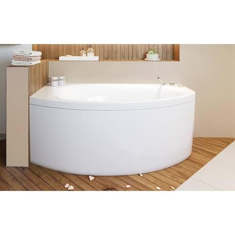 Aquatica Anette-A Right Corner Acrylic Bathtub