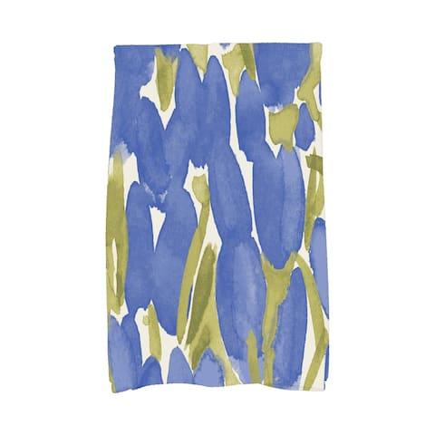 Sunset Tulip 16x25 inch Floral Kitchen Towel