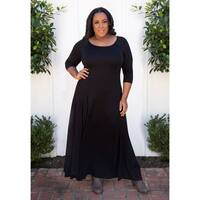 Sealed with a Kiss Women's Plus Size Daphne Maxi Dress