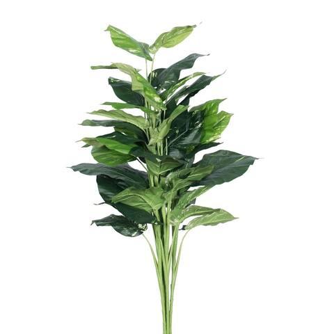"Vickerman 36"" Green Pothos Everyday Tree"