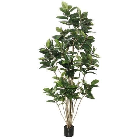 Vickerman 7' Green Rubber Everyday Tree