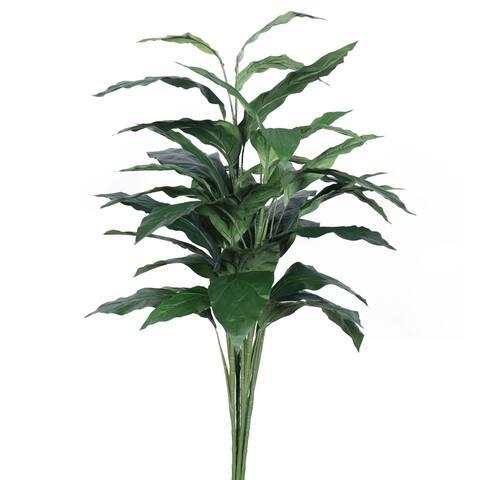 Vickerman 3' Green Spathiphyllum Everyday Tree