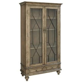 Berkshire Brown Pinewood 2-door Cabinet