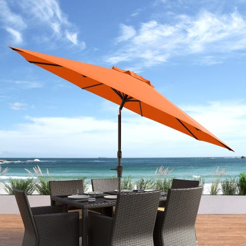 North Bend UV and Wind Resistant Tilting Patio Umbrella by Havenside Home