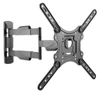 """CorLiving Full Motion Flat Panel Wall Mount for TVs up to 55"""""""