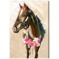 Oliver Gal 'Champion' Canvas Art