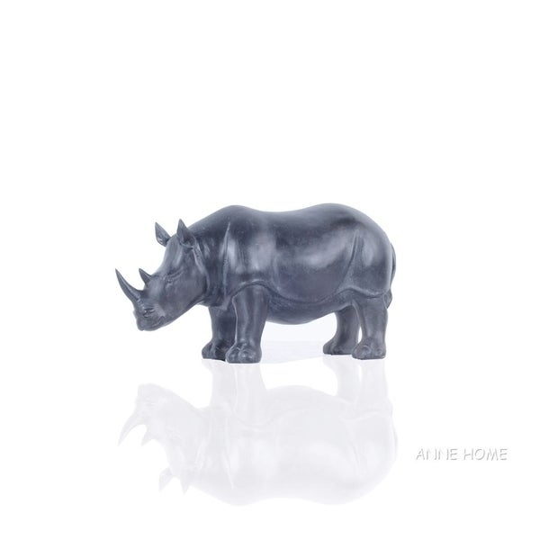 Anne Home - Rhinoceros Statue