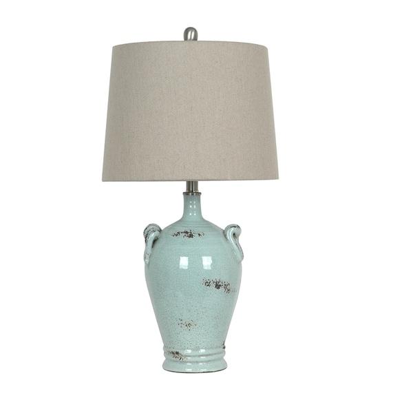 Casa Blue 29-inch Table Lamp
