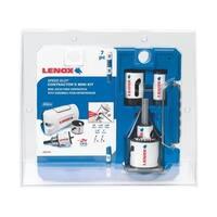 Lenox  Speed Slot  Bi-Metal  Mini Hole Saw Kit