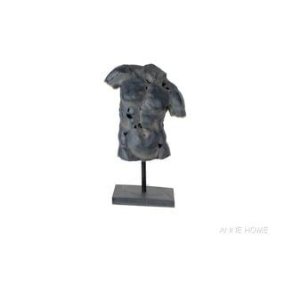 Anne Home - Man Body Statue