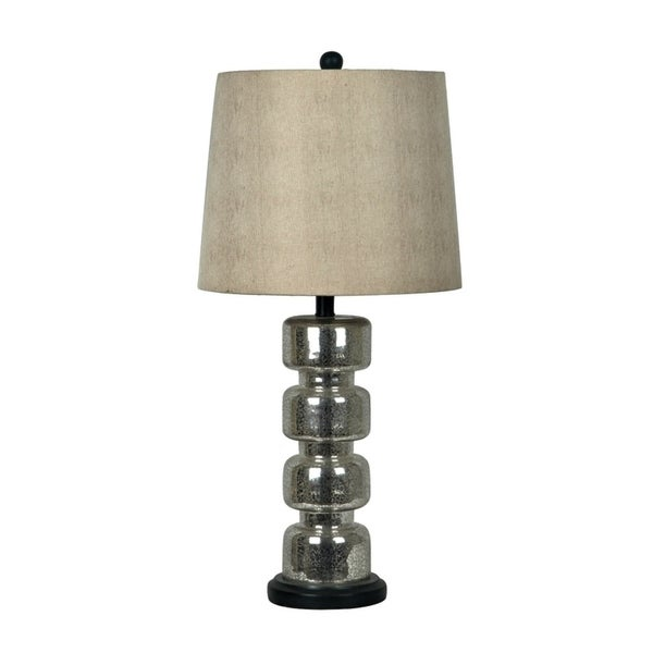 Lennox Antique Glass Resin 31-inch Table Lamp