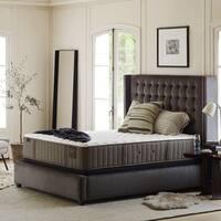 Stearns and Foster Oak Terrace 14-inch King-size Luxury Firm Mattress Set