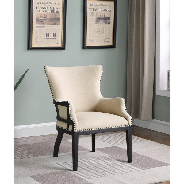 Best Master Furniture Beige Living Room Chair. Opens flyout.