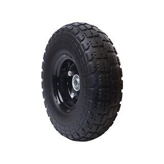 ALEKO Flat Free Replacement Wheel for Wheelbarrow 10 Inch