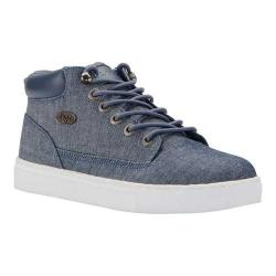 Men's Lugz Gypsum Sneaker Navy/White Canvas
