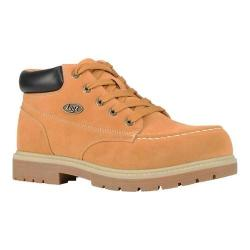 Men's Lugz Loot Slip Resistant Moc Toe Boot Golden Wheat/Cream/Bark/Gum Synthetic