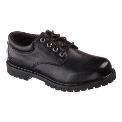 Men's Skechers Work Relaxed Fit Cottonwood Elks SR Black