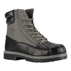 Men's Lugz Avalanche Hi 6in Duck Boot Asphalt/Black Synthetic